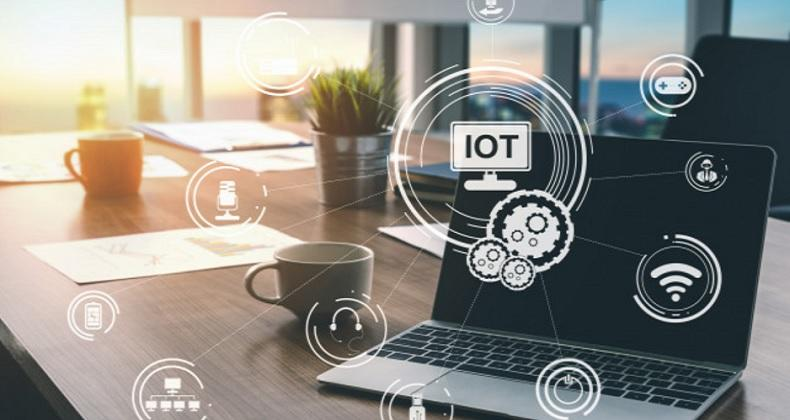 Working of Internet of Things
