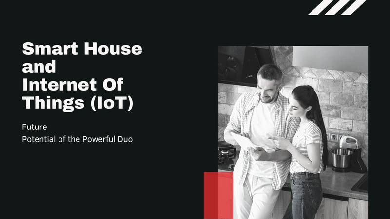 Smart House (SH) and Internet Of Things (IoT): Future Potential of the Powerful Duo